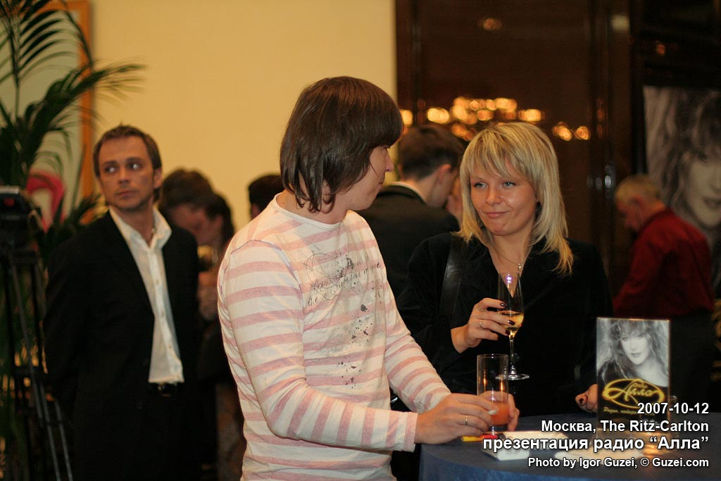 "- Презентация радио ""Алла"" (The Ritz-Carlton) 2007-10-12 19:11:00"