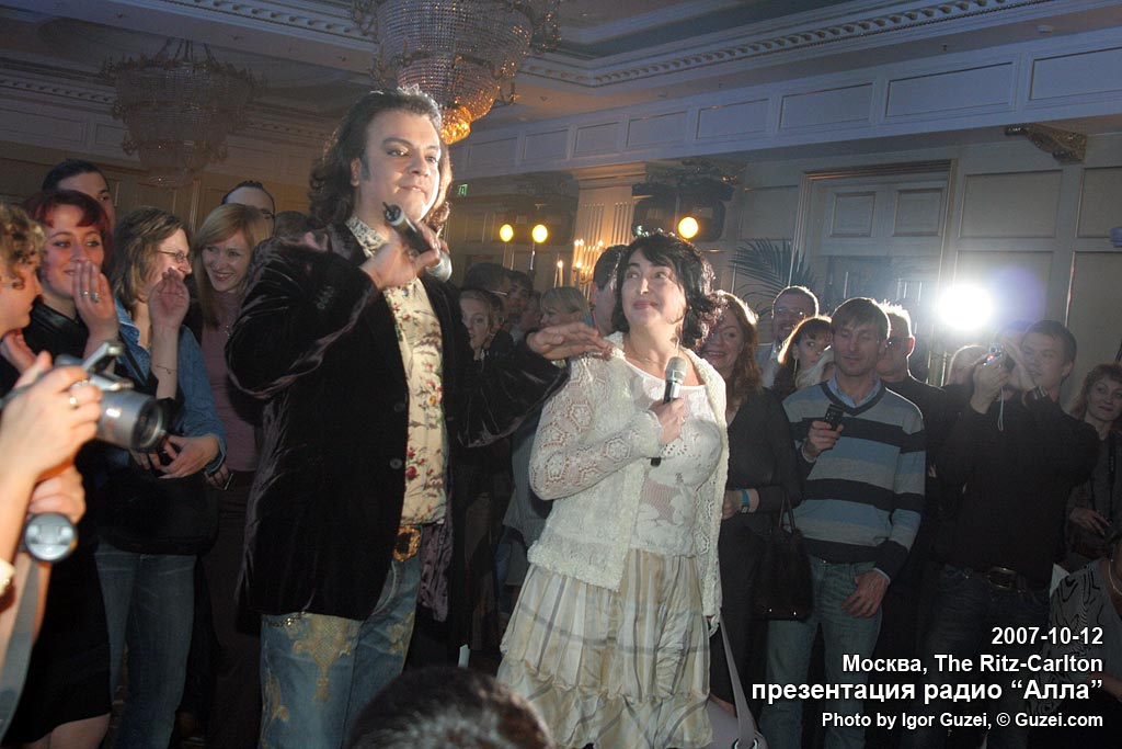 "- Презентация радио ""Алла"" (The Ritz-Carlton) 2007-10-12 23:19:03"